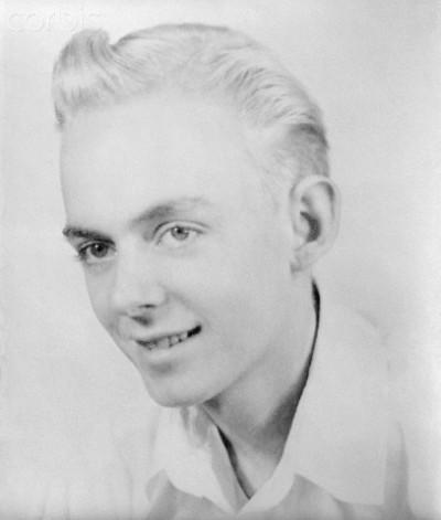 Portrait of Christine Jorgensen After Surgery, December 01, 1952 (Source: corbisimages.com)