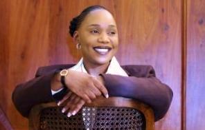Sonono Khoza mother of Jacob Zuma's love-child (Source: whatishappeninginsouthafrica.blogspot.in)