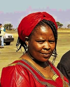 Swati Princess Sebentile Dlamini  (Image source: Sunday World)