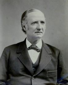 Dr. Theophilus Parvin (1829-1898)