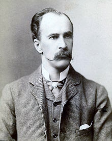 Sir William Osler (1849-1919) in 1880.